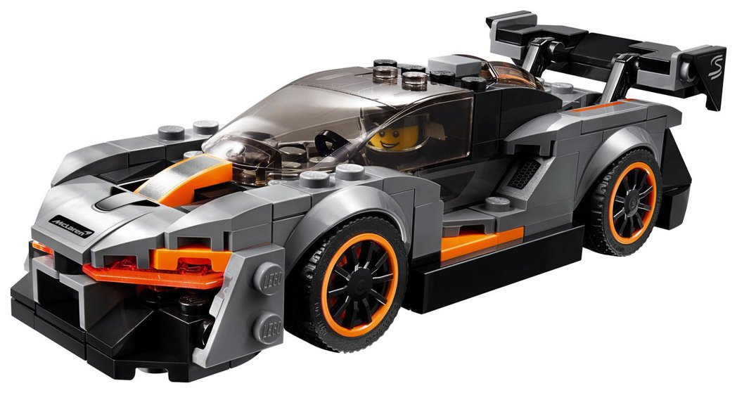 McLaren Automotive提供