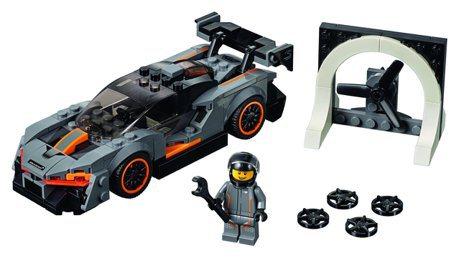 影/這輛McLaren Senna超跑就算自燃也不會太傷心!