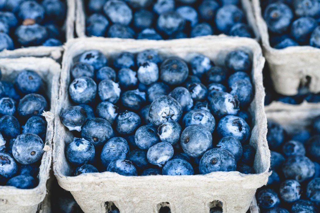 藍莓有抑制脂肪細胞的形成,想必是瘦小腹的最佳良藥。圖/摘自Pexels