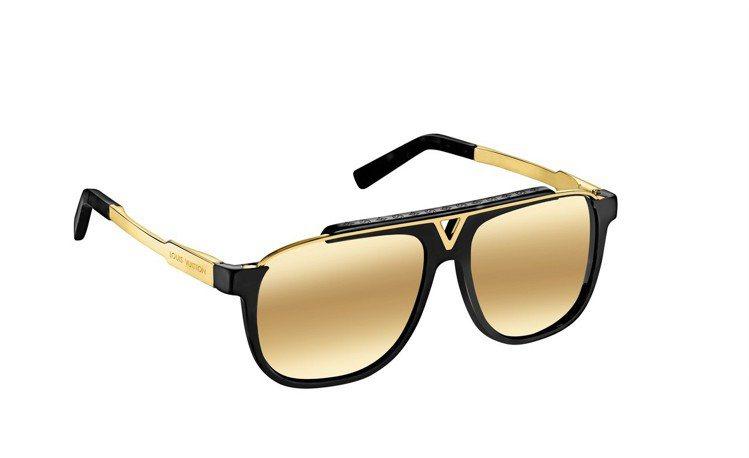 MASCOT太陽眼鏡,售價24,400元。圖/LV提供