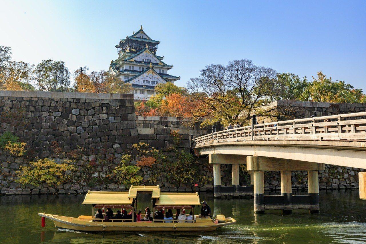 深受老饕、喜愛逛街旅客歡迎的大阪。圖/樂天旅遊提供