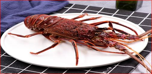 SOGO忠孝館首度推出「龍蝦節」,超市消費滿2千元,可以688元加購價帶回南非生...