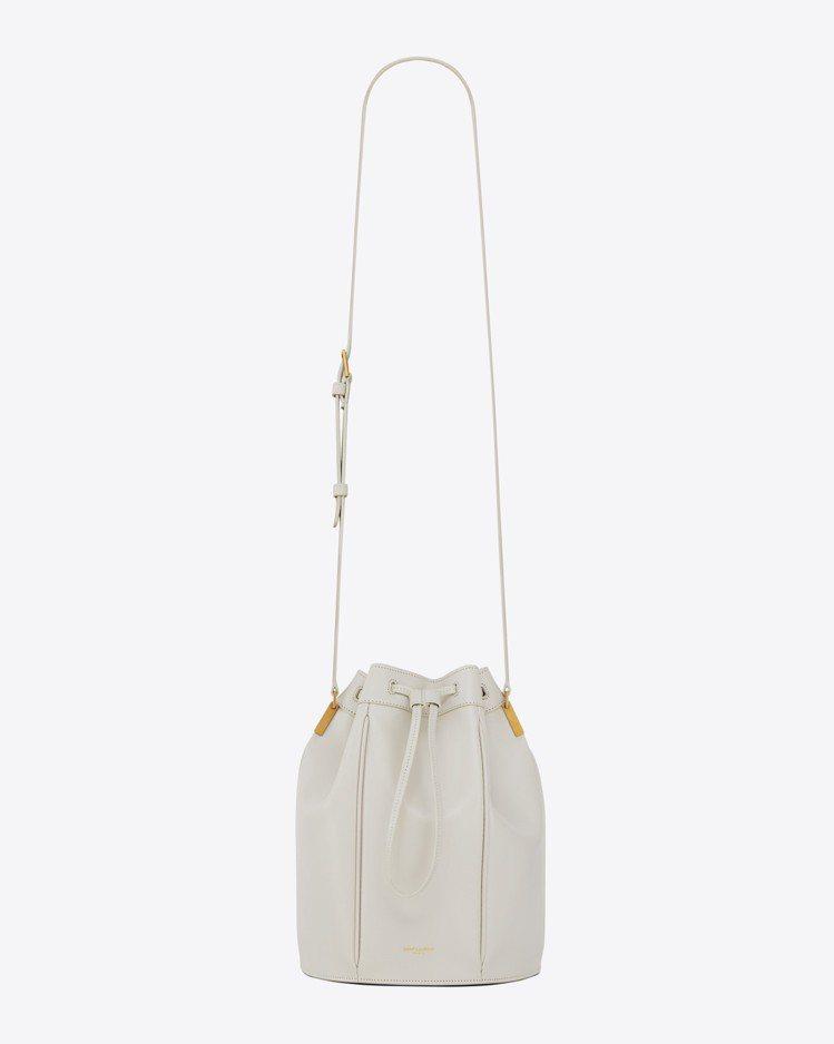 全台A9獨家商品春季最新款Talitha皮革水桶肩背包