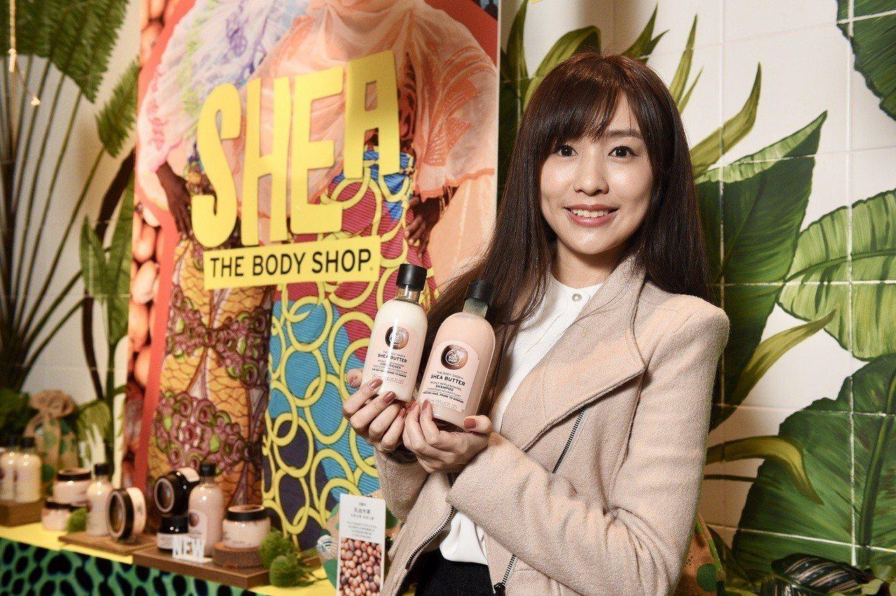 THE BODY SHOP乳油木果修護系列全新上市,滋養修護肌膚及秀髮面面俱到。...