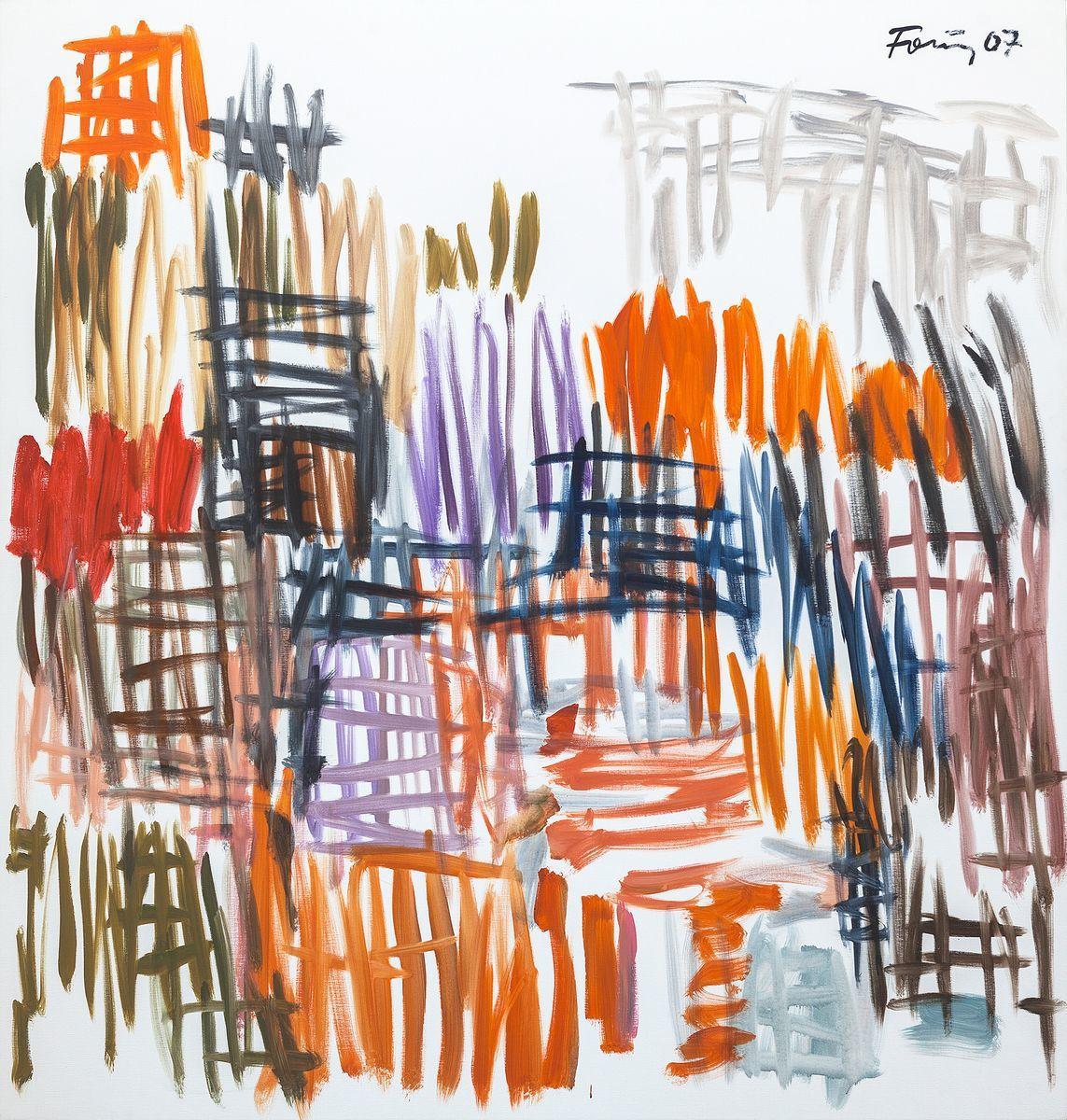 Hauser & Wirth。圖/台北當代藝術博覽會提供