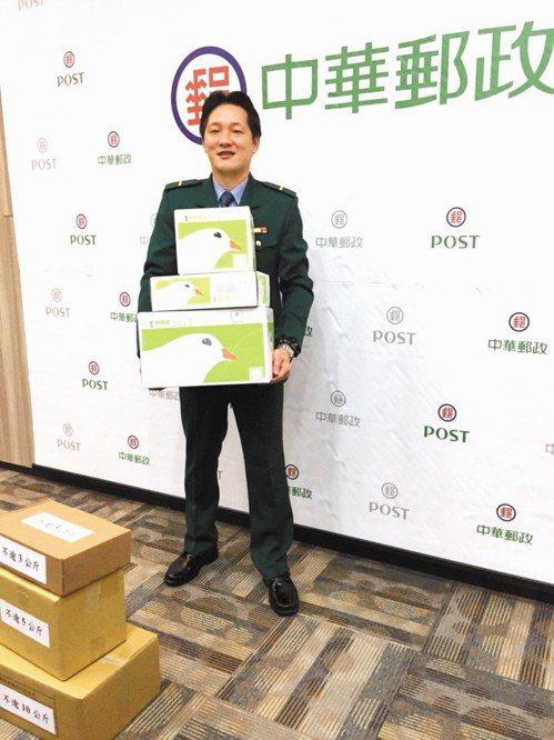 2月2日至2月10日為春節連續假期,中華郵政為因應顧客交寄快捷郵件需求,仍照常投...