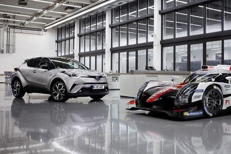 C-HR是最暢銷的休旅車!Toyota集團Hybrid車款於歐洲銷售比重已快50%