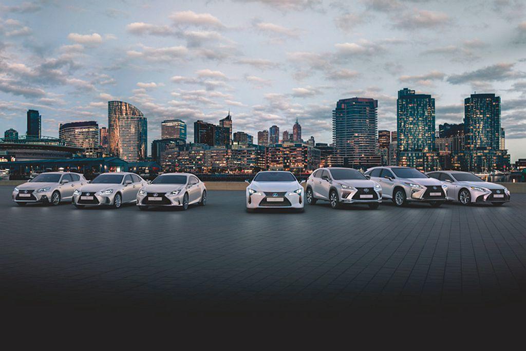 Lexus去年在歐洲地區共銷售76,188輛規模且成長2.1%。 圖/Lexus...