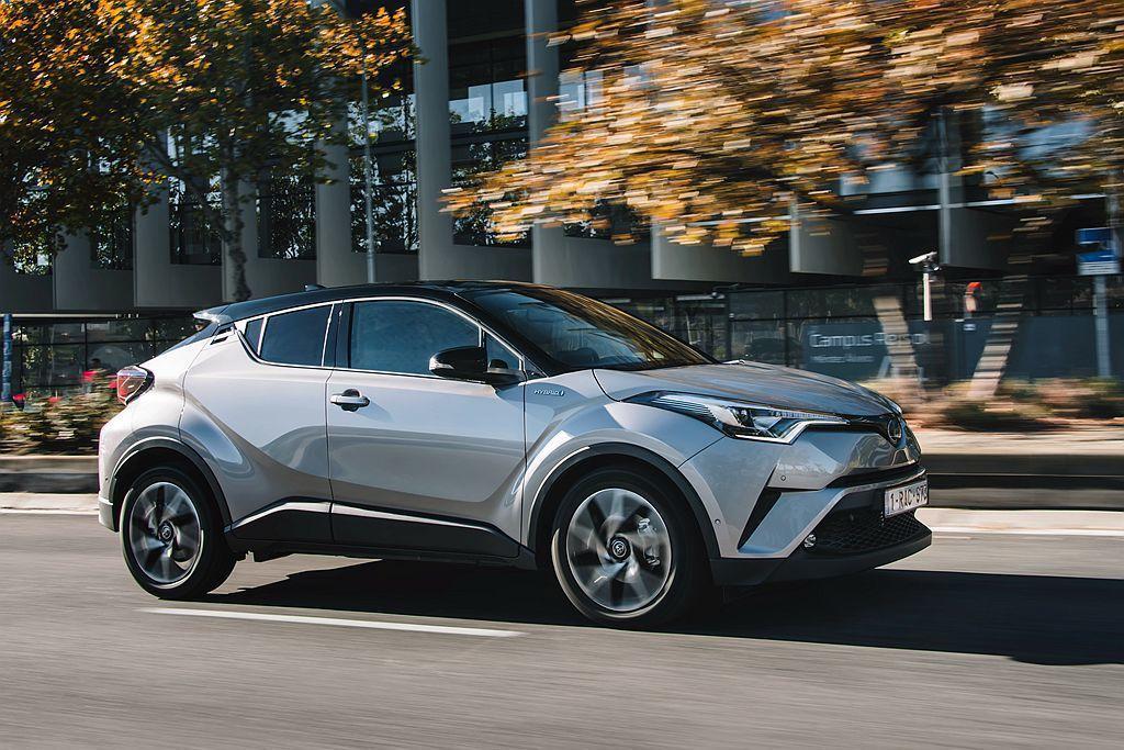 原廠表示歐洲購買Toyota C-HR的車主,超過87%選購Hybrid動力。 ...