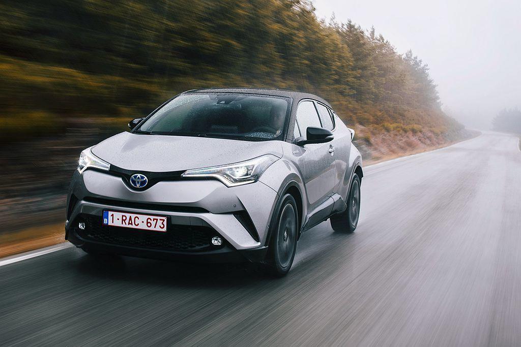 Toyota C-HR才在2016年底加入銷售陣容,現在已經成為品牌在歐洲賣最好...