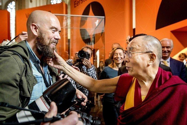 西藏精神領袖達賴喇嘛自1959年逃亡至印度達蘭薩拉後,至今仍未返回故鄉。 圖/歐...