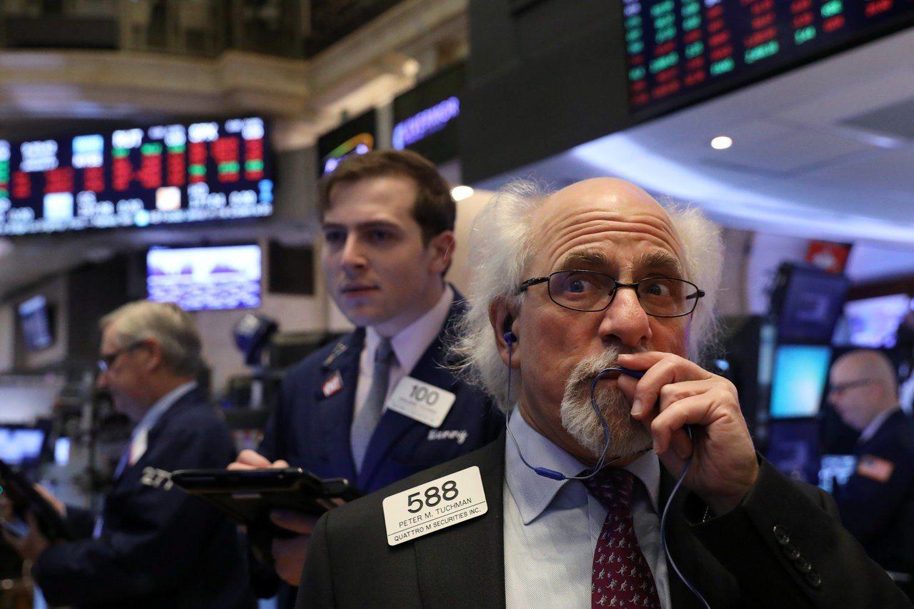 美中貿易戰結束的希望,助美股周四上漲。 路透
