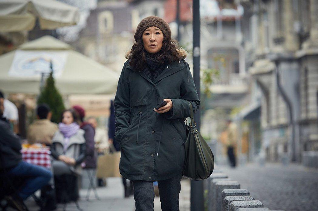 吳珊卓拿下金球獎最佳戲劇影集女主角獎,讓亞裔演員不致在得獎名單上掛零。圖/摘自i...