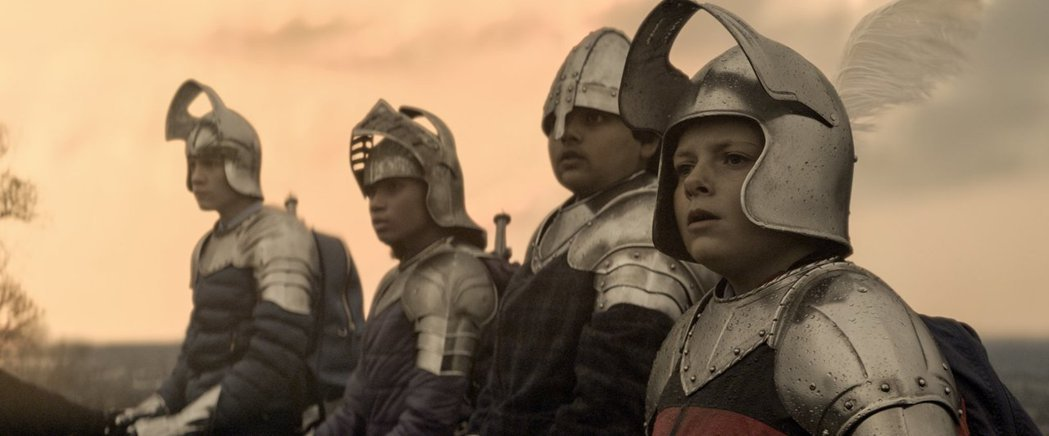 「魔劍少年」劇照。圖/福斯提供