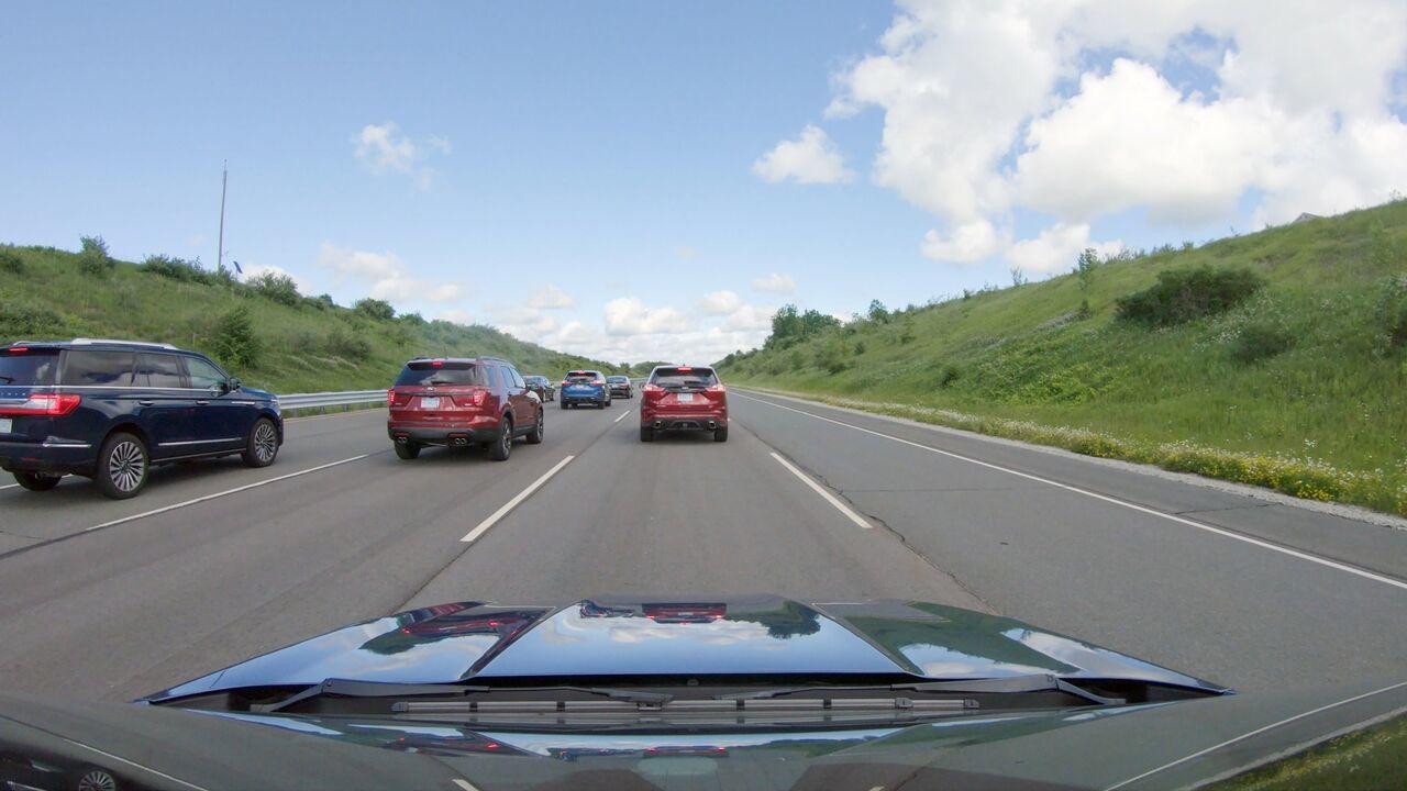 ACC系統被看好可以改善塞車問題(Ford提供)