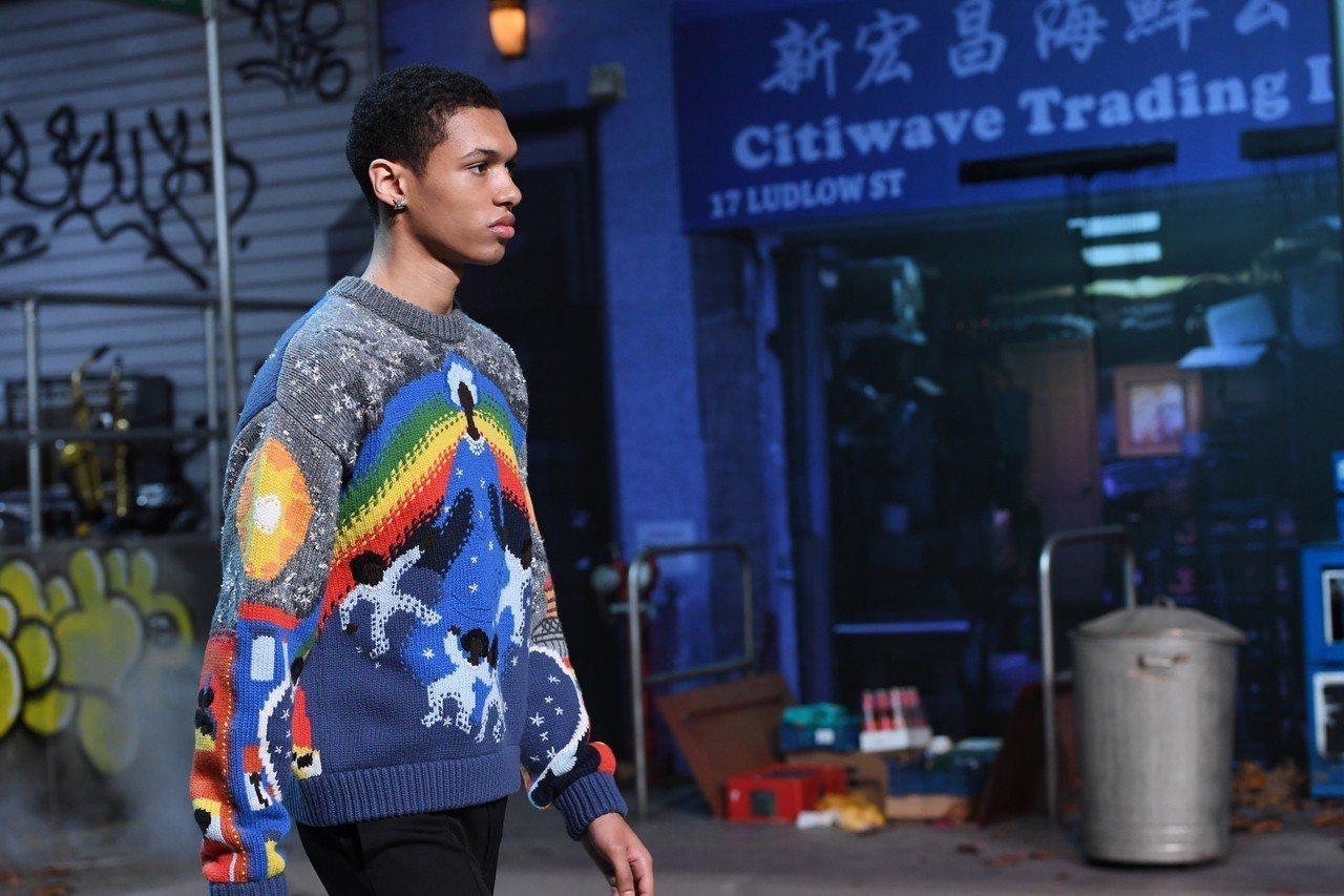 巴黎男装周/林俊杰、吴亦凡比帅看LV重返麦可杰克森的传奇年代