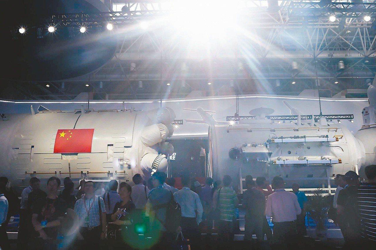 川普公布新的飛彈防禦計畫,聚焦中俄威脅。圖為去年十一月在珠海航展亮相的中國自製太...