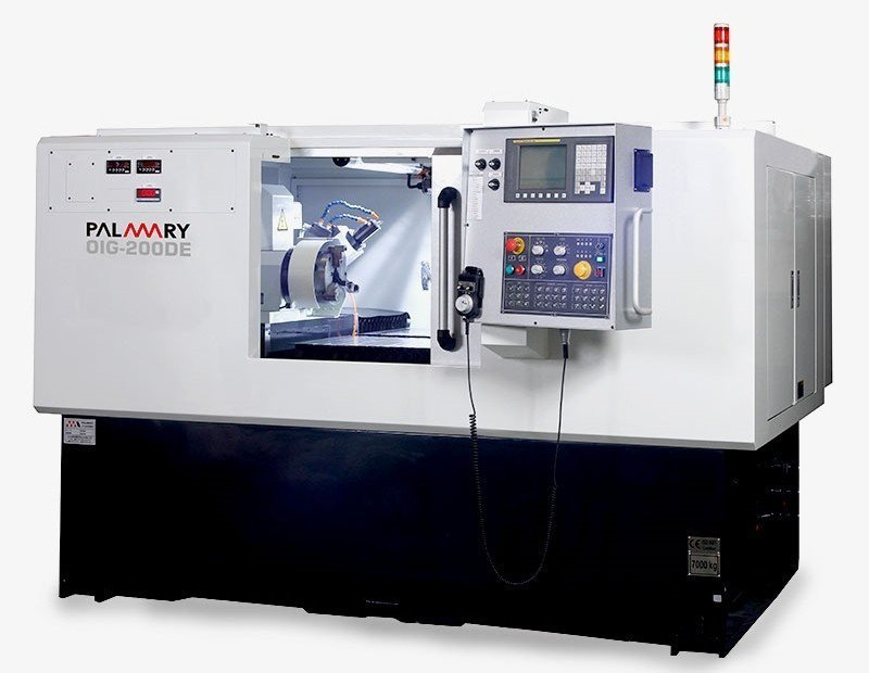 OIG-200D CNC內圓磨床可全自動研磨,粗磨、修整、精磨、無火花研磨循環動...
