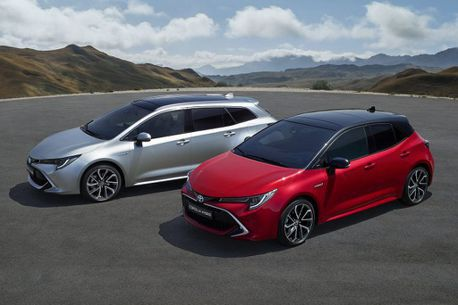 新世代Toyota Corolla英國量產啟動!雙Hybrid複合動力成焦點