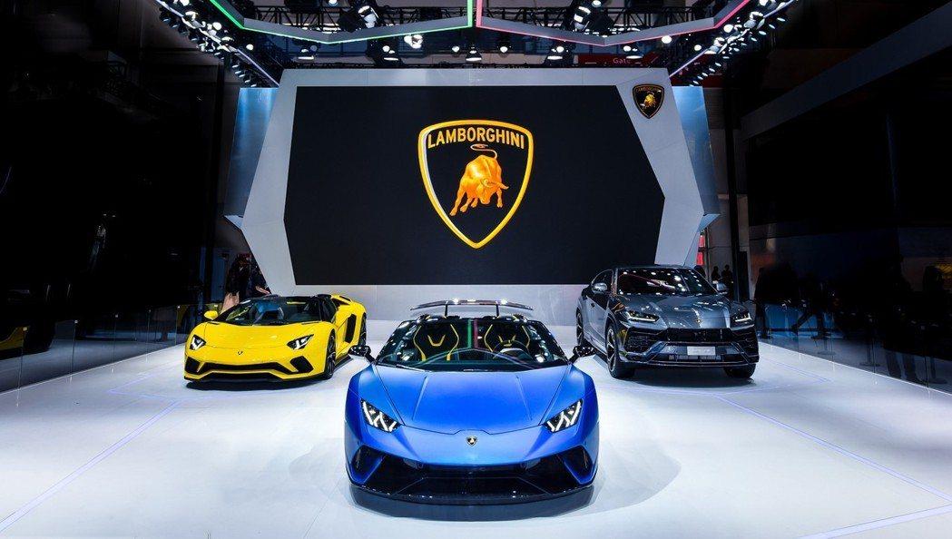 Lamborghini在2018年的銷量表現,大幅增長了51%,成為品牌歷史新高...