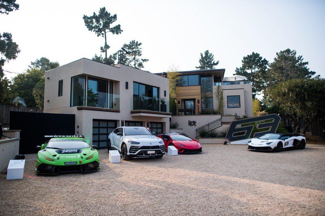 美國仍為Lamborghini交付數量最多的國家。 摘自Lamborghini