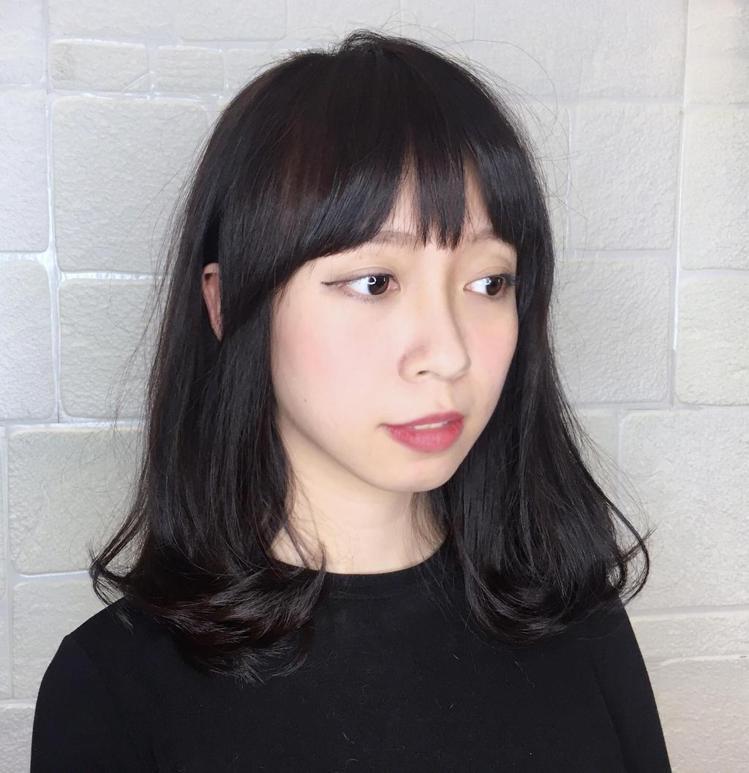 髮型創作/Ting。圖/StyleMap提供