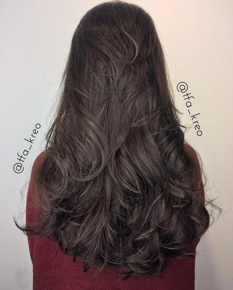 髮型創作/Kason。圖/StyleMap提供