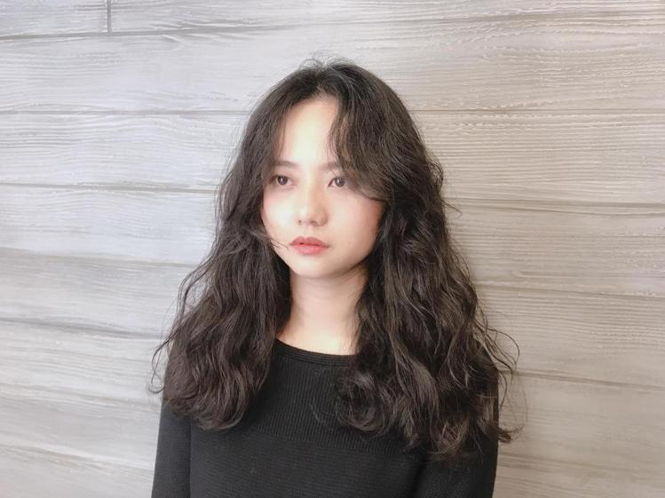 髮型創作/MaDoKaまどか(麻豆咖)。圖/StyleMap提供