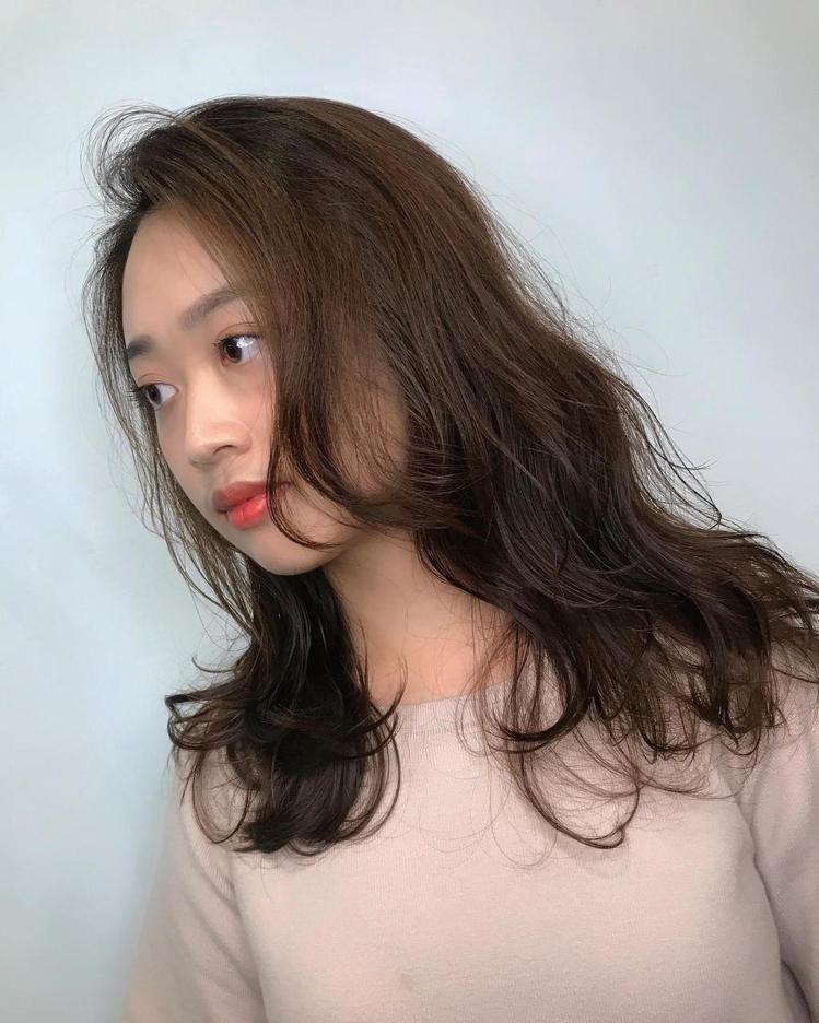 髮型創作/Ben Lin。圖/StyleMap提供