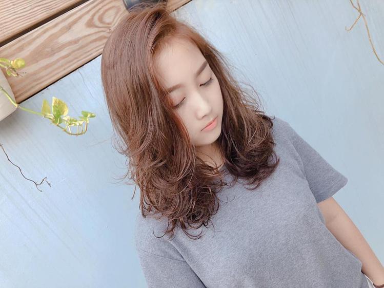 髮型創作/艾文。圖/StyleMap提供