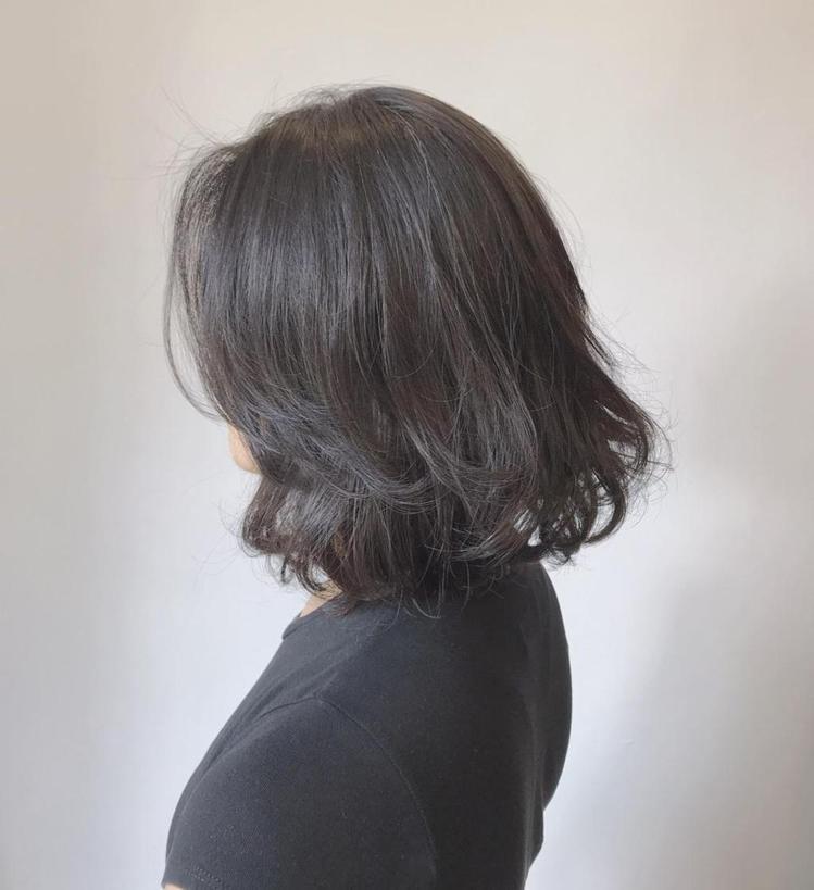 髮型創作/Angus怡龍。圖/StyleMap提供