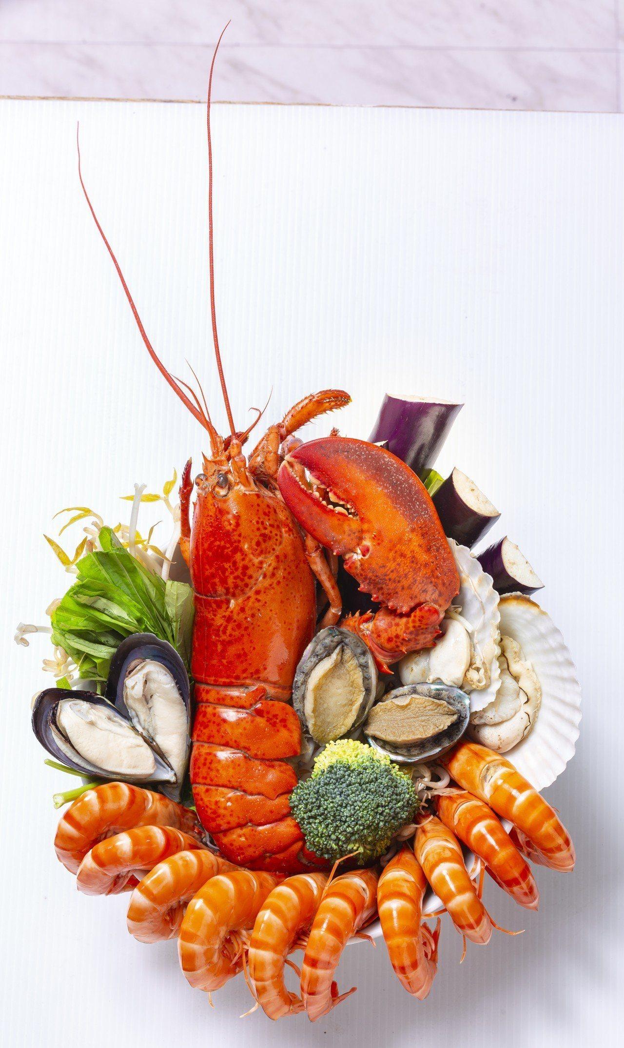 檳城龍蝦麵限量登場。圖/MAMAK檔提供