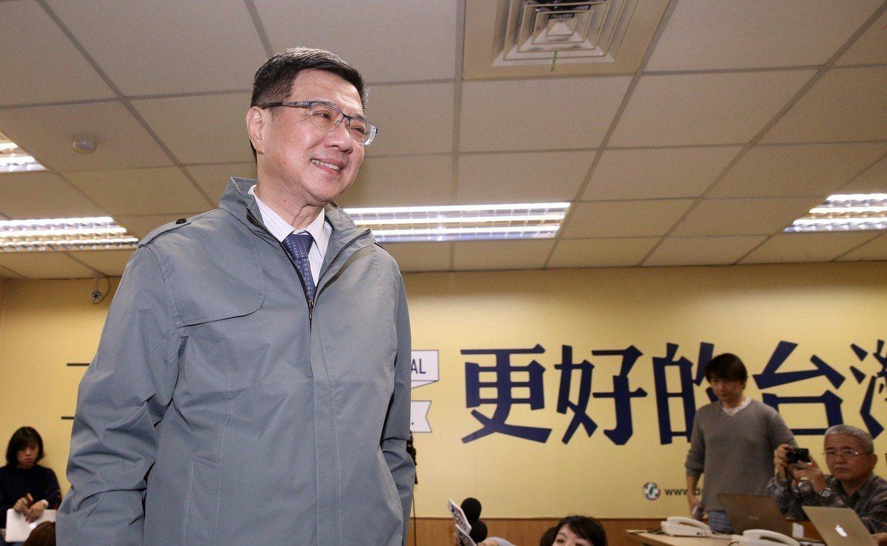 民進黨主席卓榮泰的第一戰,立委補選要「保3搶3」。圖/本報資料照