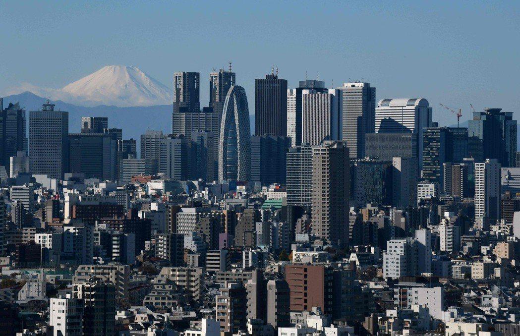 中國人在日本炒房,日本房市熱。 法新社