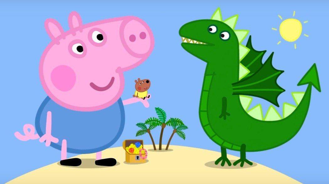 圖/翻攝自youtube、翼龍媽咪【Peppa Pig 分享頻道】