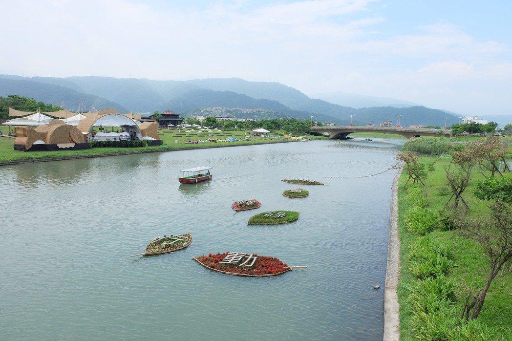 宜蘭生態綠舟。圖/聯合報系資料照片