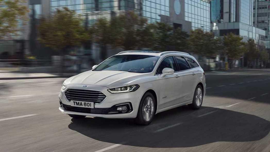 Ford Mondeo Wagon Hybrid。 摘自Ford