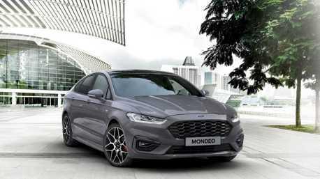 歐規Ford Mondeo小改款 全新Hybrid Wagon車型上線!