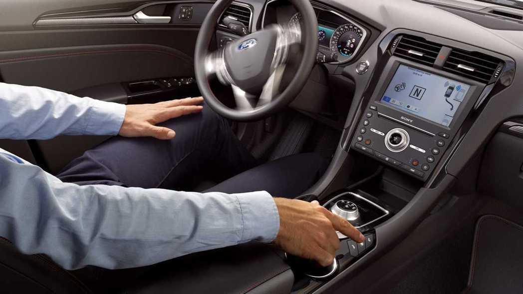 8吋的SYNC 3觸控螢幕仍然為內裝主打。 摘自Ford