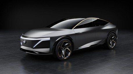 未來的轎車很跨界?Nissan IMs concept電動概念車「架高」亮相!