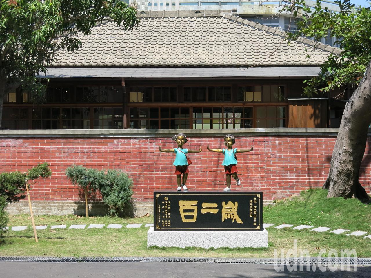 2019小願遊活動春節期間將在百年歷史的清水國小舉行。記者黑中亮/攝影