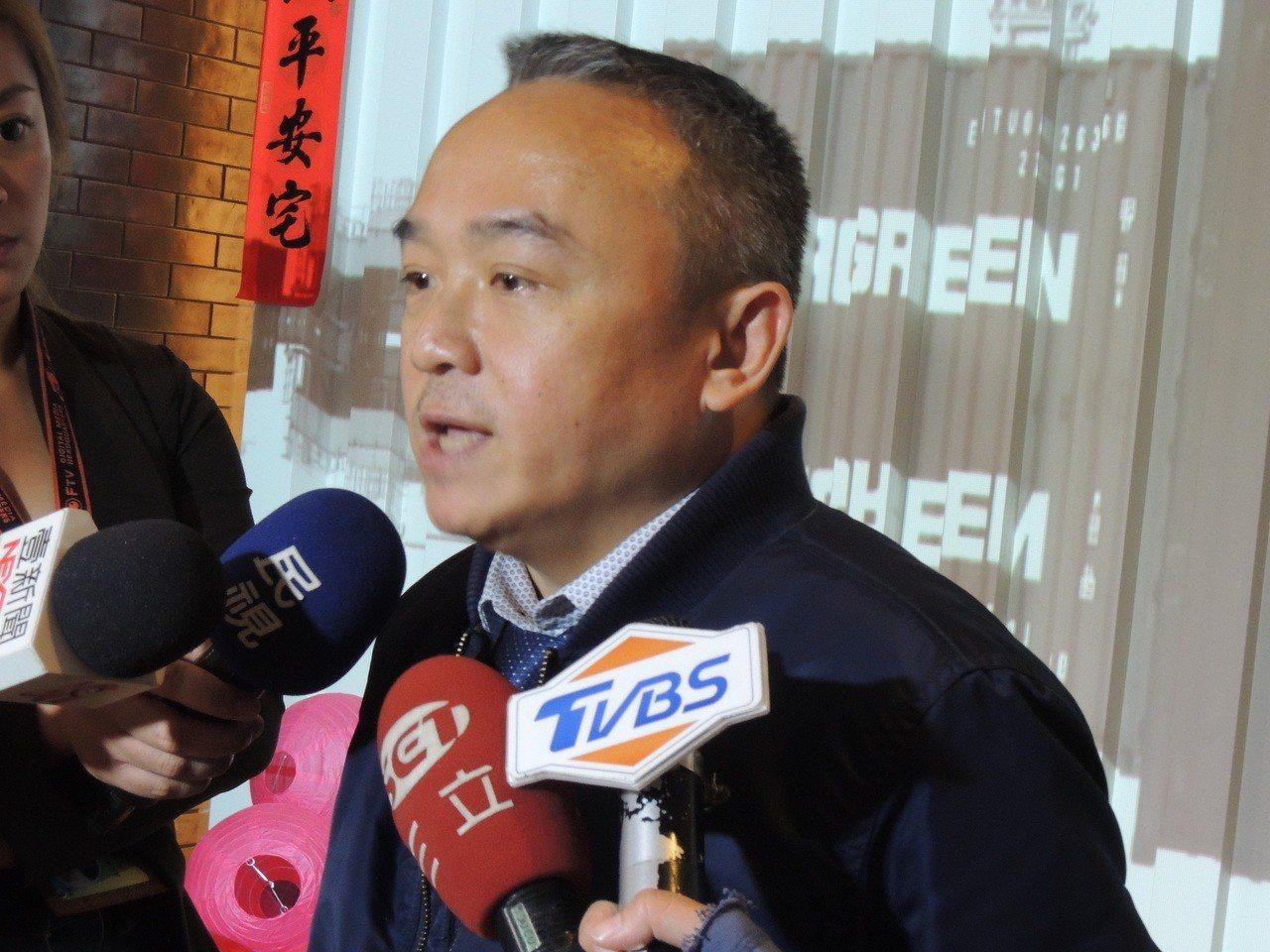 高市觀光局長潘恒旭證實,確實是吳敦義請他幫忙韓國瑜。記者謝梅芬/攝影