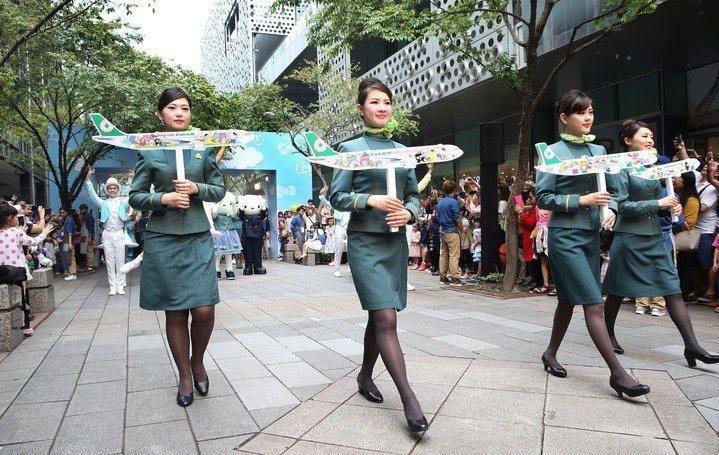 長榮空姐示意圖,非當事人。圖/本報資料照