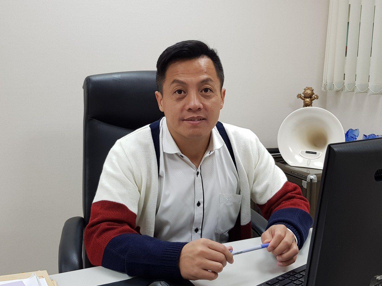 台北市議員李明賢。圖/聯合報系資料照片