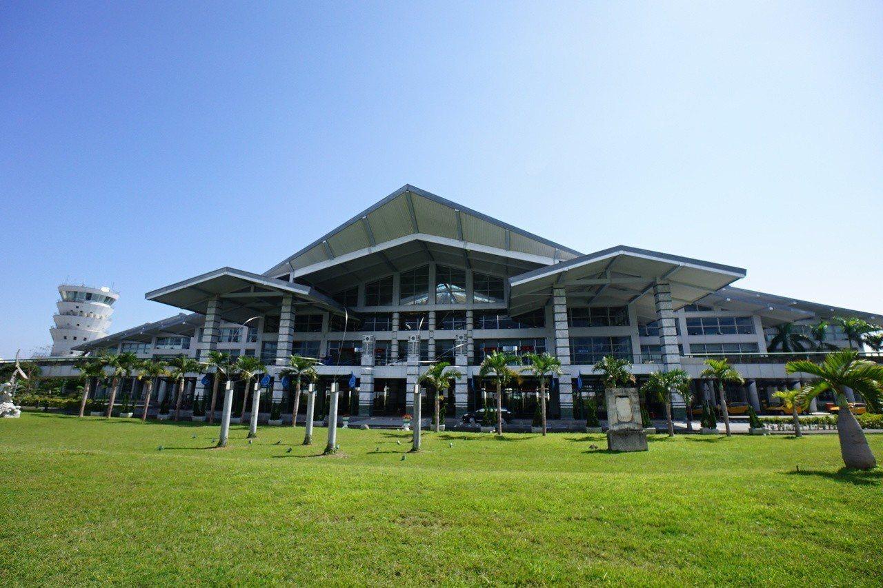 去年香港花蓮直航班機停飛後,花蓮航空站已無國際航班。圖/聯合報系資料照片