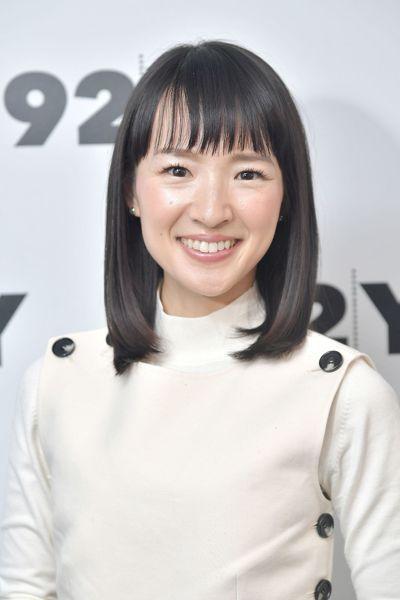 日本收納大師近藤的網路實境節目在美國大受歡迎。(法新社)