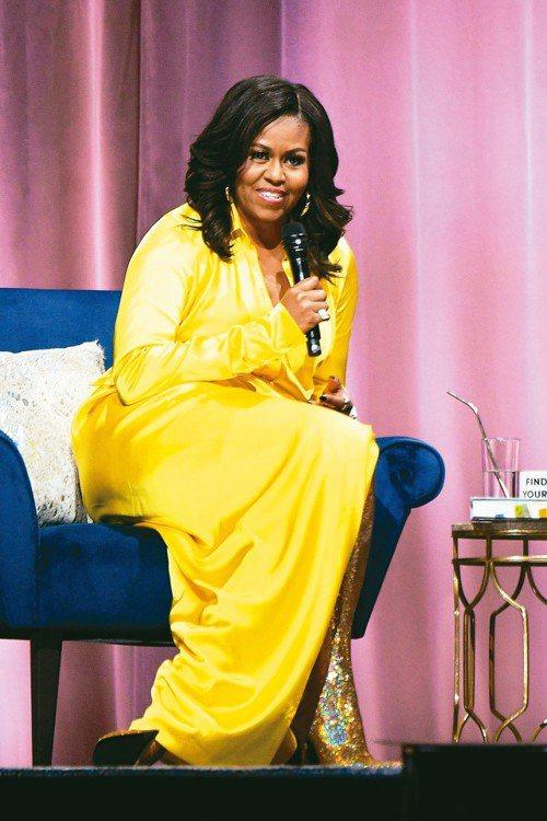 蜜雪兒.歐巴馬(Michelle Obama)