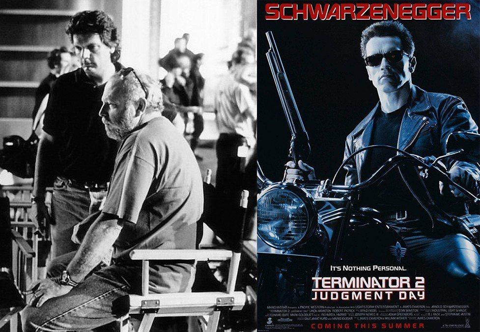 瓦依納是「魔鬼終結者2」製片人。圖/擷自IMDb