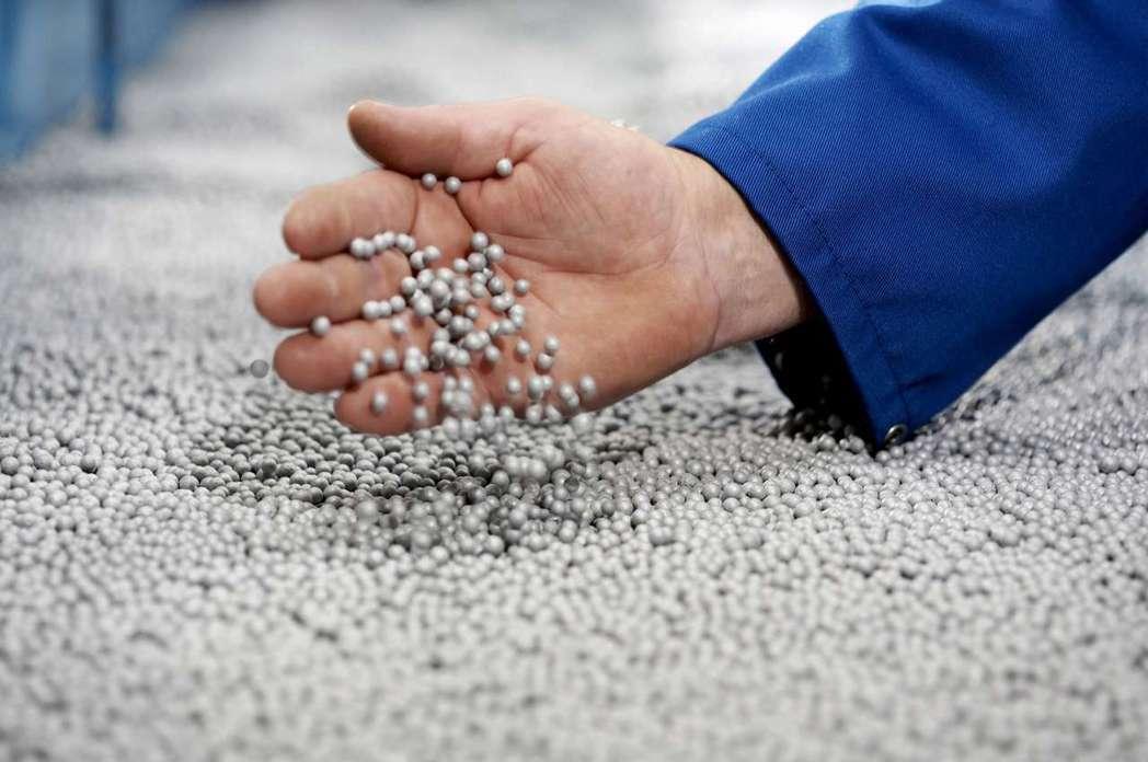 """巴斯夫也在其全球各個塑膠顆粒生產基地積極實施""""Operation Clean S..."""