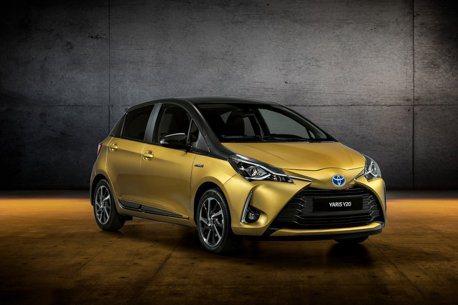 包含Y20特別版、GR Sport在內 2019 Toyota Yaris車系英國開始販售!